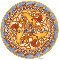 Golden Lions of Lugh