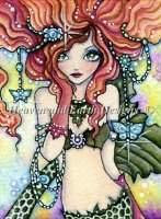 QS Jeweled Mermaid
