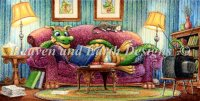 Couch Dragon
