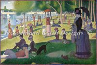Supersized A Sunday On La Grande Jatte Max Color